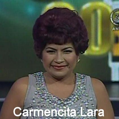 """Carmencita Lara (canciones, en """".wav"""" ... escuchar y bajar)"""