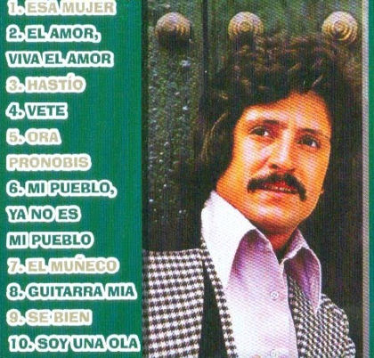 """Luisito Rey (canciones en """".wav"""" ... escuchar y bajar)"""